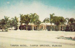 TARPON SPRINGS , Florida , 50-60s ; Tarpon Motel