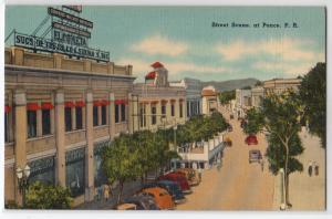 Street Scene, Ponce P.R.