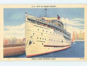 Linen NAMED BOAT Grand Rapids Michigan MI hp8415