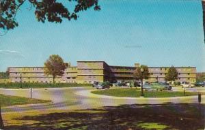 Indiana Lafayette Residence Hall X Purdue University 1963