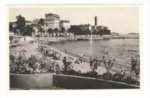 Saint-Raphael, Boulevard Felix Masrtin et la plage, PU 1948