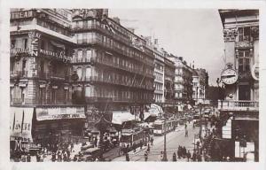 RP; MARSEILLE, La Cabebiere, Provence-Alpes-Cote d'Azur, France, PU-1938