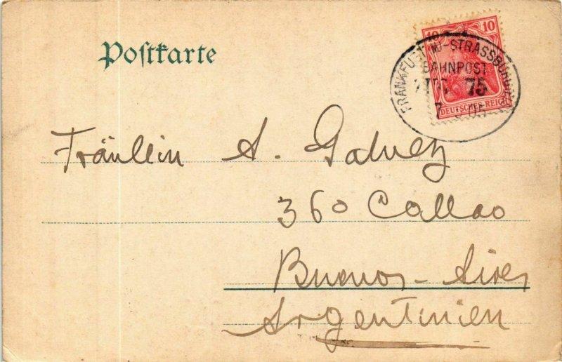 CPA AK Assmannshausen - Totalansicht GERMANY (859998)