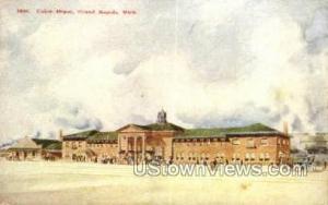 Union Depot Grand Rapids MI 1909