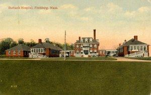MA - Fitchburg. Burbank Hospital