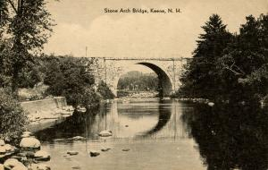 NH - Keene. Stone Arch Bridge