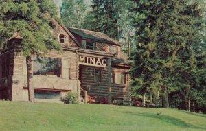 CANIM LAKE , B.C. , Canada , 40-60´s; Minac Lodge