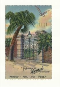 2082 SC Charleston   Henry's Restaurant