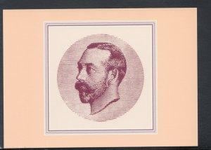 Postal History Postcard - Stage 3 of J.A.C.Harrison's Downey Head Die T7576