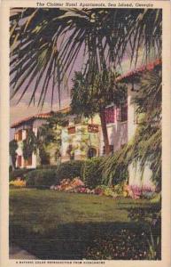 Georgia Sea Island Cloister Hotel Apartments