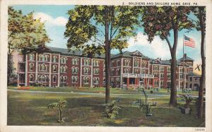Soldiers And Sailors Home, Erie, Pennsylvania, PU-1930