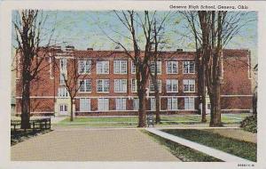 Ohio Geneva Geneva High School