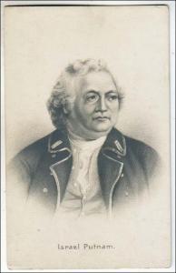Israel Putnam, Army General of Revolutionary War