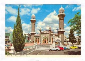 Nairobi , KENYA, 50-70s Jamia Sunni Mosque