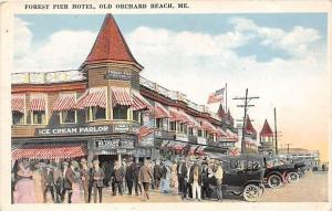 6963   ME  Old Orchard Beach     Forest Pier Hotel, Ice Cream Parlor