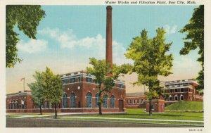 BAY CITY , Michigan , 1930-40s ; Water Works