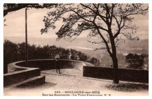 12238    Boulogne-sur-Mer  Sur les Remparts La Tour Francoise