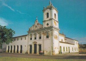 Salvador Brazil Our Lady Of Penha Church Postcard