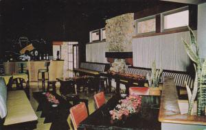 La Perchoir Restaurant (Interior), Above Port Au Prince, Haiti, 1940-1960s