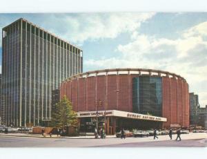 Pre-1980 BOWERY SAVINGS BANK AT MADISON SQUARE GARDEN New York City PA E4775