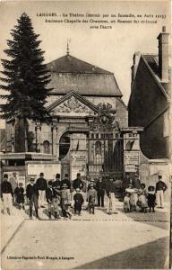 CPA AK Langres - Le Theatre (270377)