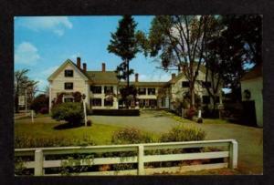 MA Fieldstones House & Barn Restaurant ANDOVER MASS Massachusetts Postcard PC