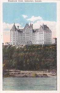 Macdonald Hotel, Edmonton, Alberta, Canada, 1910-1920s