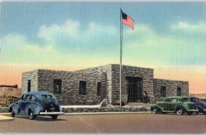 Administration Building, Petrified Forest, Arizona P.F. 41C14