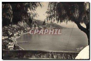 Old Postcard Frontiere Franco Italian Menton Garavan