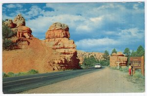 Bryce Canyon National Park, Bryce Canyon Highway, Red Canyon