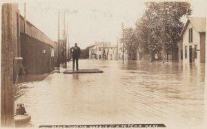 RP: TOPEKA , Kansas , 00-10s Flood , Norris Street