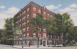 Michigan Ypsilanti Hotel Huron