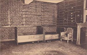 Waterloo , Belgium , 00-10s ; Chambre du Duc de Wellington