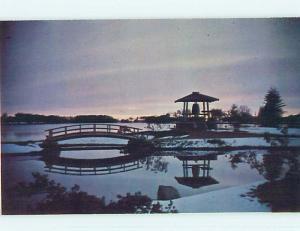 Unused Pre-1980 TOWN VIEW SCENE Lethbridge Alberta AB p8681