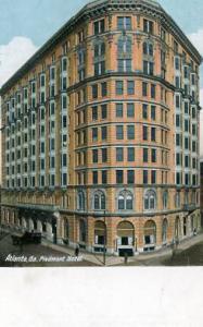 GA- Atlanta- Piedmont Hotel