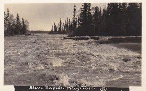 RP: Slave Rapids , Fitzgerald , Slave River , N.W.T. , Canada , 10-20s