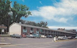 Exterior, Wandlyn Motor-Inn, Newcastle, N.B.,  Canada, 40-60s
