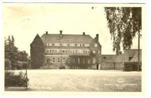 RP, Lantmannaskolans Elevhem, Önnestad, Skåne County, Sweden, 1906