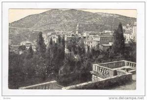 Tivoli, Italy, 00-10s; Panorama dalla Terrazza