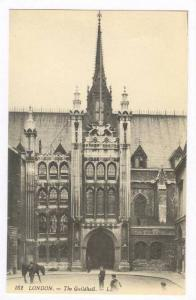 The Guildhall, London, England, UK, 1900-1910s