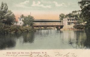 GOFFSTOWN , New Hampshire, 1907 ; Covered Bridge