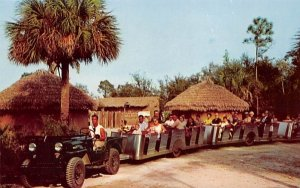 Native African Village, Heart of Jungles at Africa - U.S.A. Boca Raton, Florida
