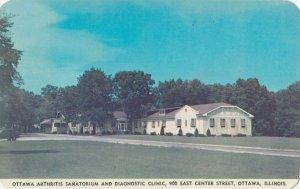 OTTAWA , Illinois , 1950-60s ; Arthritis Sanatorium