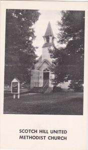 Scotch Hill United Methodist Church, Star Route, LEEPER, Pennsylvania, 1910-1...
