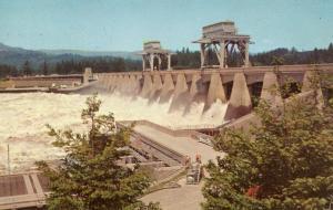 OR - WA: Bonneville Dam