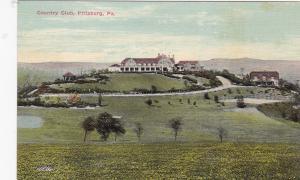 PITTSBURGH , Pennsylvania , 00-10s ; Country Club