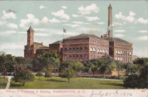 Washington D C Bureau Of Engraving