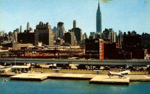 NY - New York City. West 30th Street Heliport