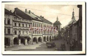 Old Postcard Jaromer