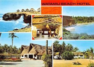 Kenya Watamu Beach Hotel